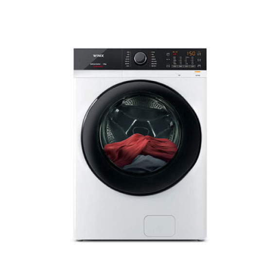 [위닉스] 텀블 세탁기 23kg 새틴 화이트 (TMWE230-KVK)